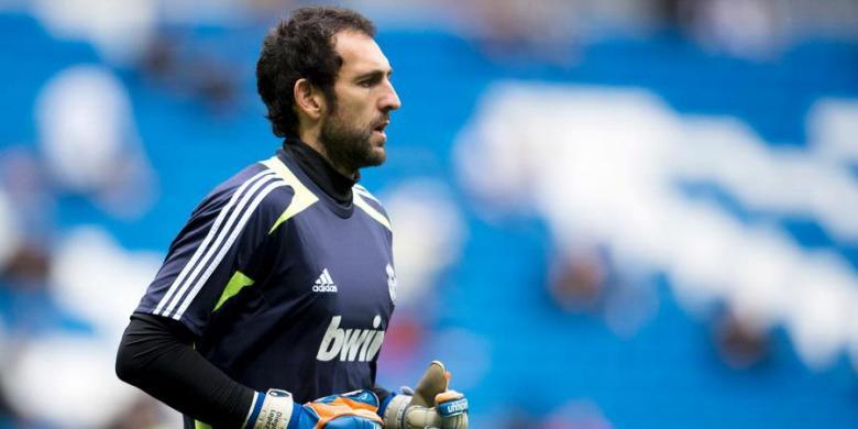 Agen Bola Tangkas - Lopez Kiper, Casillas Kembali Jadi Cadangan