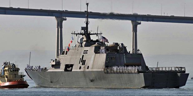 USS Freedom Diberangkatkan ke Singapura Maret 2013