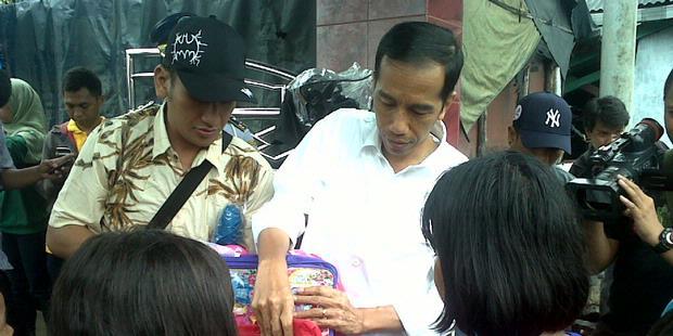 Jokowi : Jakarta Harus Munculkan Karakternya