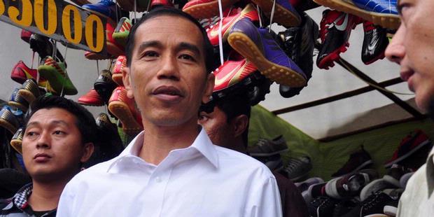 Wah, Jokowi Salip Prabowo dan Megawati di Survei Capres