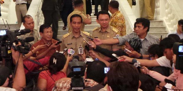 Wuih! Uang Makan Ajudan Jokowi-Basuki Rp 1,5 Miliar