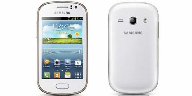 Samsung Duo Galaxy