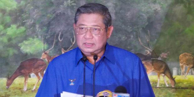 SBY Minta Anas Fokus pada Kasus Dugaan Hukum di KPK