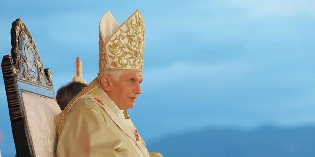 Profil Paus Benediktus XVI (3)