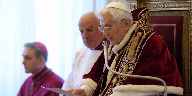 Ini Dia Kenapa Paus Benediktus XVI Mundur