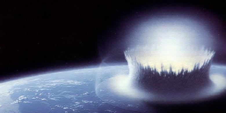Asteroid Raksasa Bisa Menghantam Bumi pada 26 Agustus 20132
