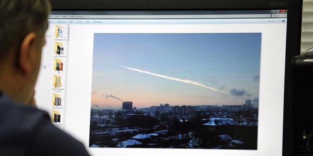 Korban Ledakan Meteor Rusia 950 Orang