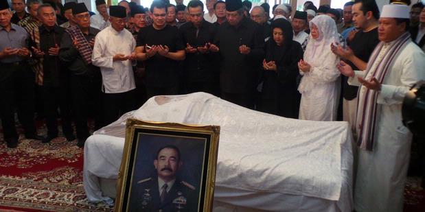 Feisal Tanjung di Mata Presiden SBY