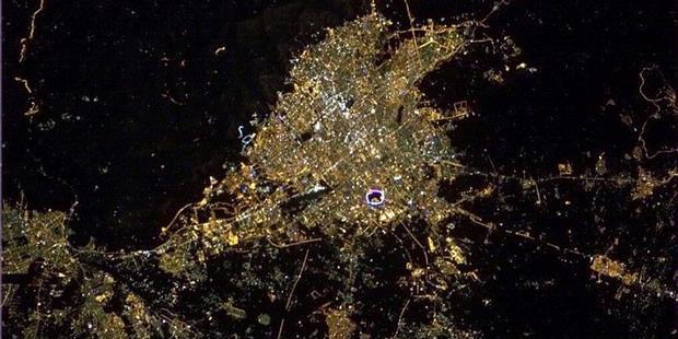 Foto Menakjubkan Planet Bumi Diambil dari Angkasa Luar