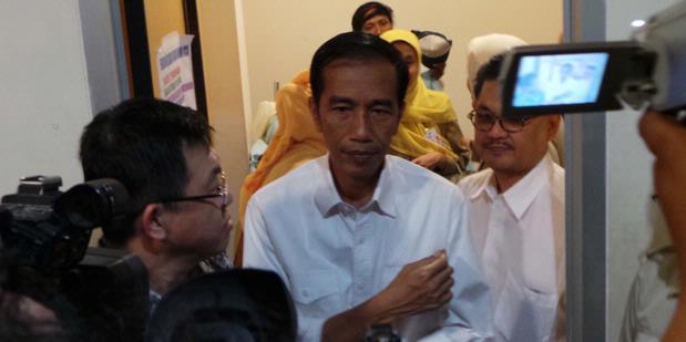 Jokowi Membayangkan Sebelum Ada KJS