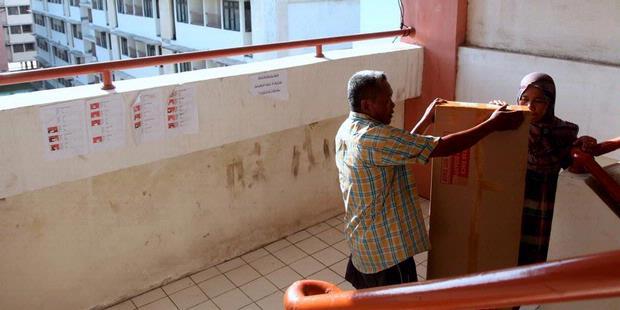 Pengelola Rusun Marunda: Uang Deposit Penghuni Masih Utuh