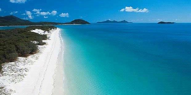 Whitehaven Beach Australia, One Of The World's Best Beaches