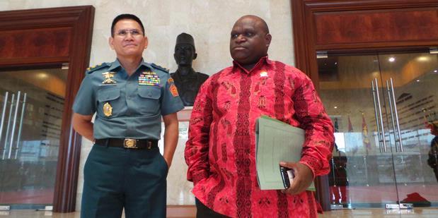 Komisioner Komnas HAM Minta Maaf ke TNI