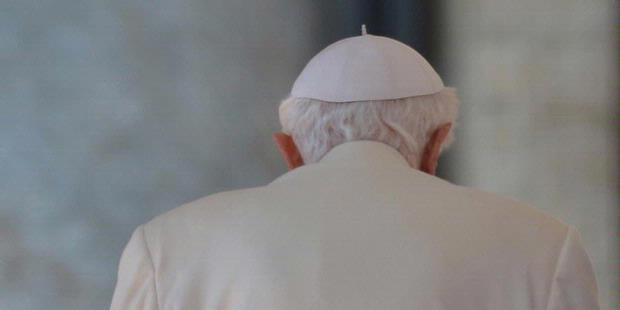 Paus Benediktus Sampaikan Khotbah Terakhirnya