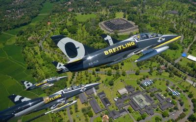 Breitling Jet Team Siap Beraksi di Jakarta