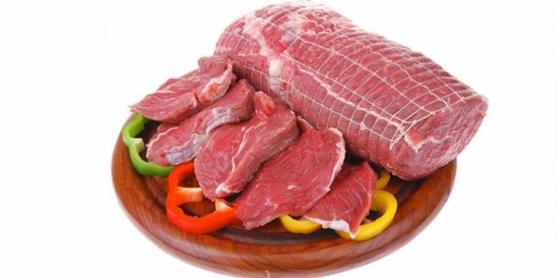 cara agar daging tak cepat busuk