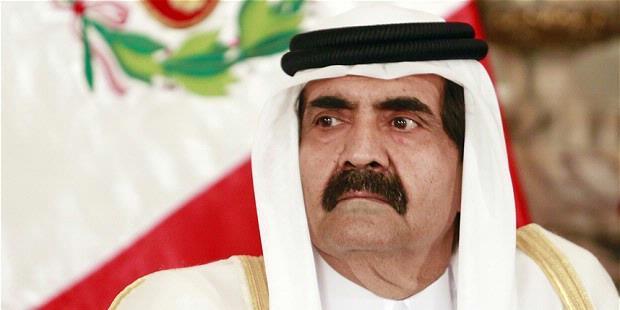 Emir Qatar Beli Enam Pulau Yunani