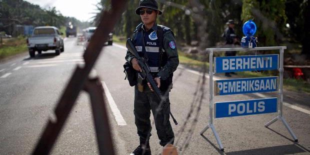 Pasukan Malaysia Tewaskan 13 Anggota Tentara Sulu