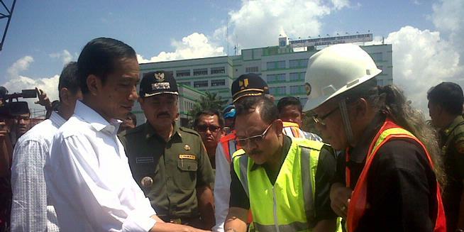 """Begini Cara Jokowi """"Pedekate"""" ke Ahli Waris Mbah Priok"""