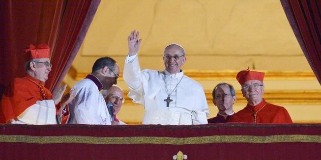 Ini Pesan Obama kepada Paus Baru