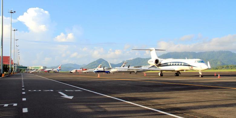 Bandara Sam Ratulangi Layani 1,9 Juta Penumpang