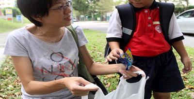 Perempuan Singapura Ini Patut dicontoh