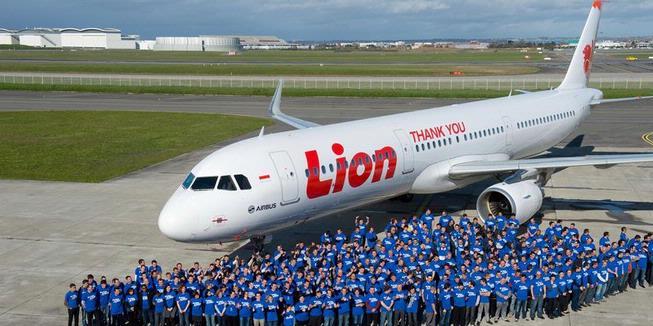 Seluruh Penumpang Lion Air Selamat