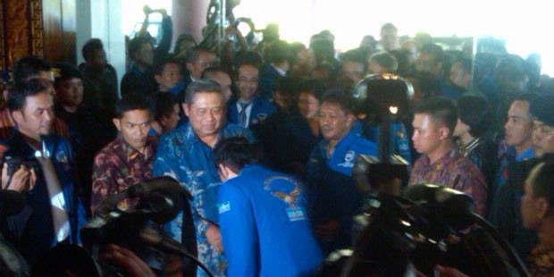 Aklamasi! SBY Ketua Umum Partai Demokrat