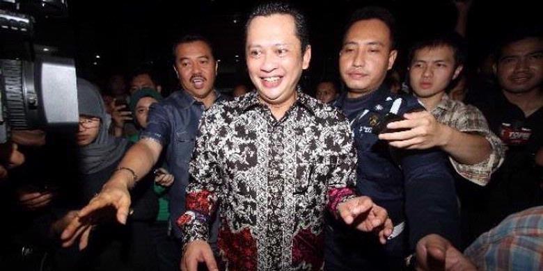 Bambang Soesatyo: Ganti Menteri Hukum dan HAM!