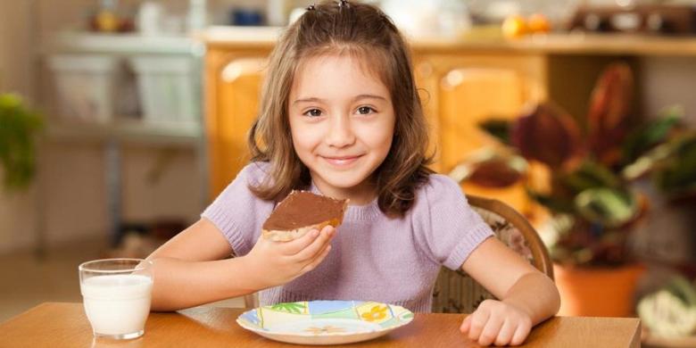 Pentingnya Sarapan Bagi Anak-anak