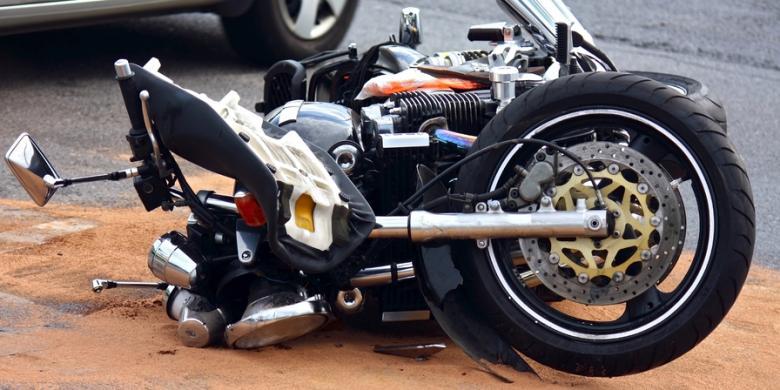 Kecelakaan Lalu Lintas Menurun Pada November