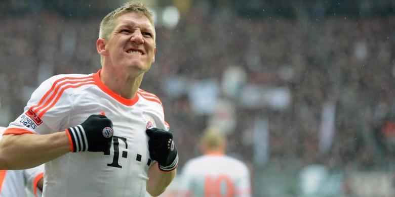 BANDAR BOLA -Schweinsteiger Bawa Bayern Juara Bundesliga