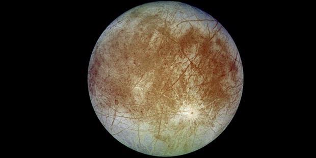 Jupiter Punya Senyawa Pendukung Kehidupan