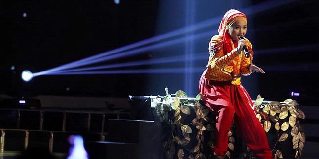 Fatin Shidqia Lubis akhirnya menjadi juara ajang pencarian bakat X Factor Indonesia 2013