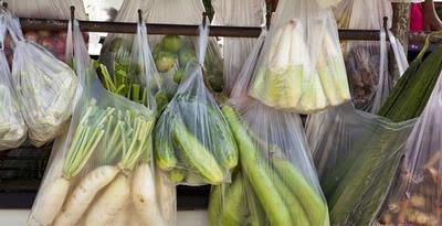 Ini Alasan Tidak Boleh Meletakan Sayur Dalam Kantong Plastik