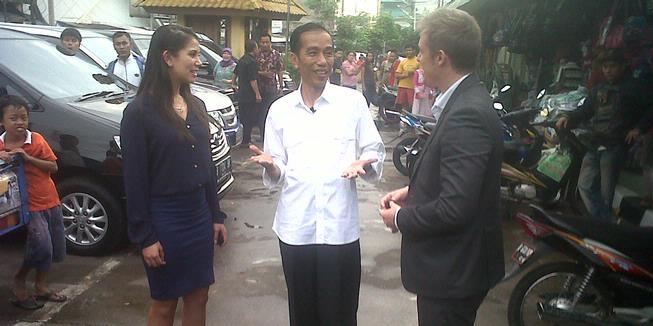 """Ini Alasan Majalah """"Time"""" Meliput Jokowi"""
