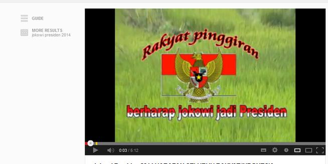 """Kami Iri dengan Warga Jakarta, Pak Jokowi"""