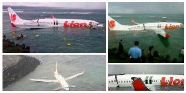 Foto Kecelakaan Lion Air Beredar di Twitter