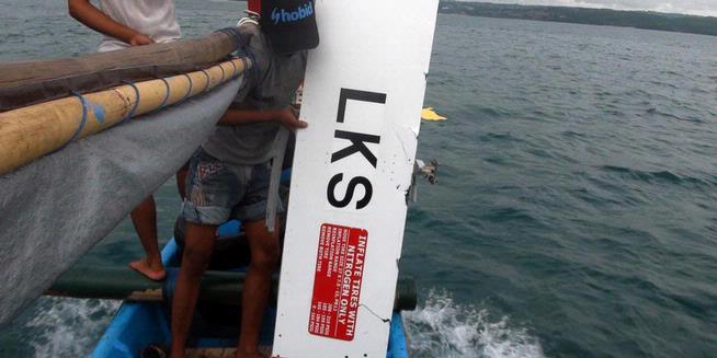 Mulai Terbang dari Palu, Pesawat Lion Itu Jatuh di Perairan Bali