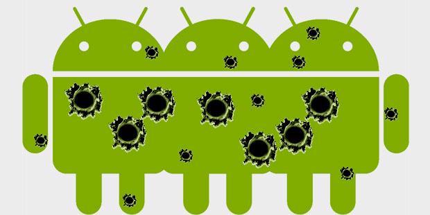 5 Gejala Android Tidak Setabil