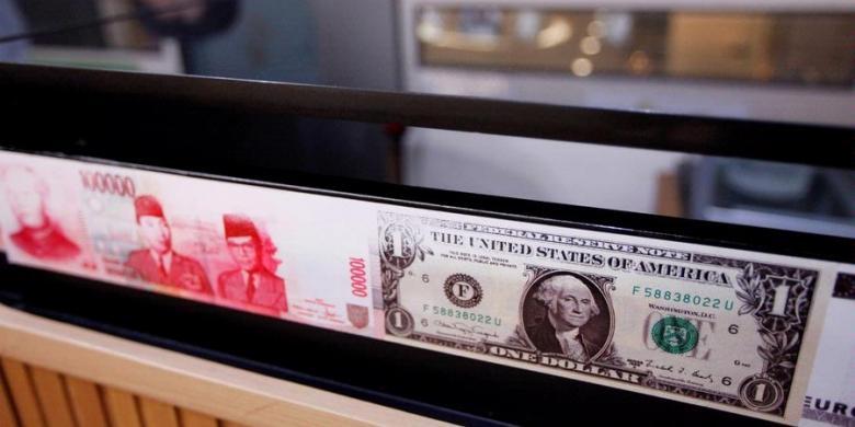 Rupiah Dibayangi Kenaikan Dollar Index