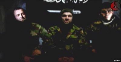 Pemberontak Chechnya Bantah Terkait Bom Boston
