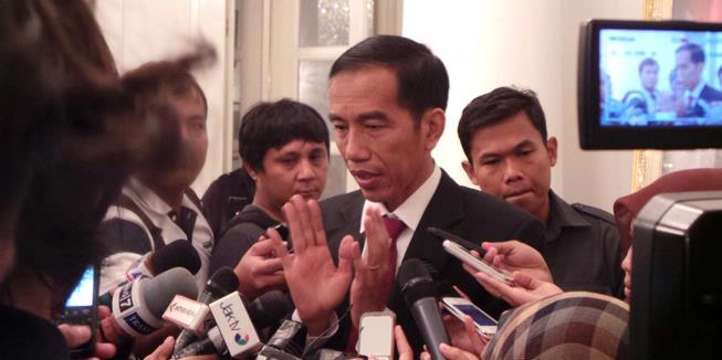Ini Tanggapan Jokowi Akan Digugat Buruh