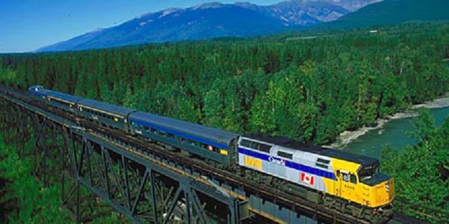 Kanada Gagalkan Rencana Serangan Teroris di Kereta Api