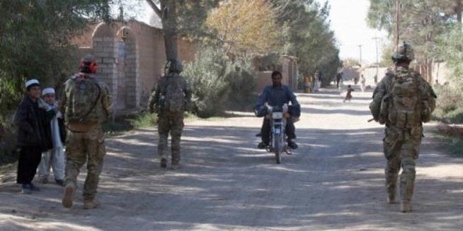 Tiga Tentara Inggris Tewas di Afganistan