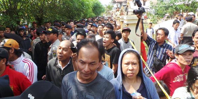 """Polresta Tangerang Buka """"Hotline"""" Kasus Buruh Pabrik Kuali"""