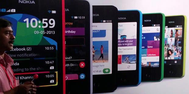 Nokia Asha 501 : Smartphone Murah Nokia