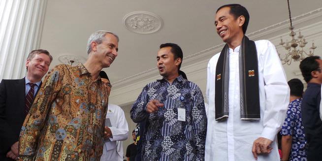 Wali Kota Se-Belanda Penasaran dengan Jokowi
