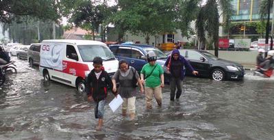 Warga Tanyakan Komitmen Pemerintah Tanggulangi Banjir