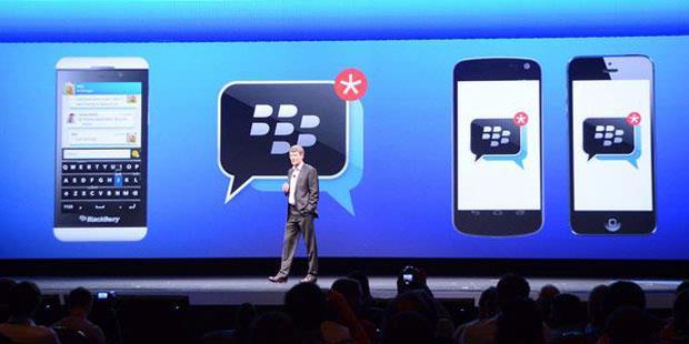 BBM di Android dan iPhone Fitur dan Instal